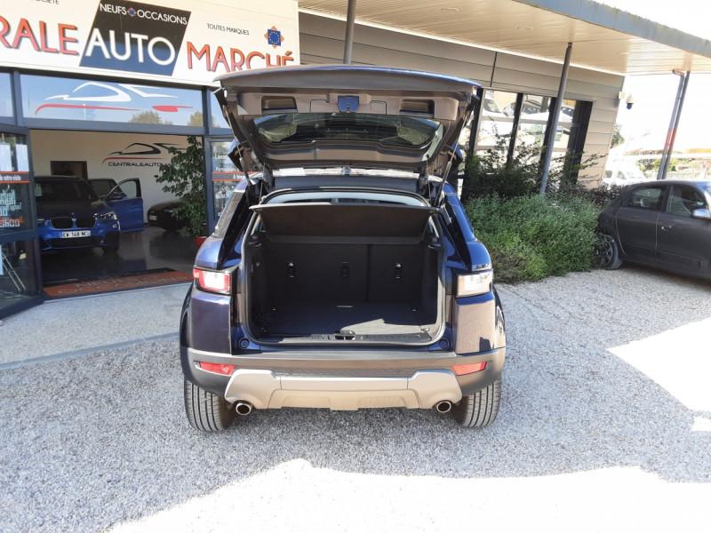 Photo 34 de l'offre de LAND-ROVER RANGE ROVER EVOQUE TD4 180 BVA Business à 27990€ chez Centrale Auto Marché Mussidan