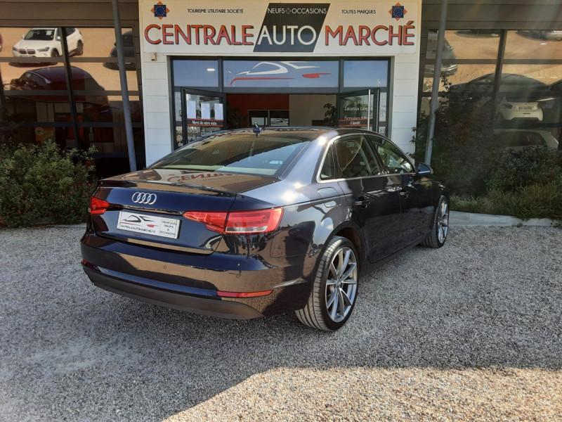 Photo 36 de l'offre de AUDI A4 A4 2.0 TDI 150 Business Line à 18490€ chez Centrale Auto Marché Mussidan