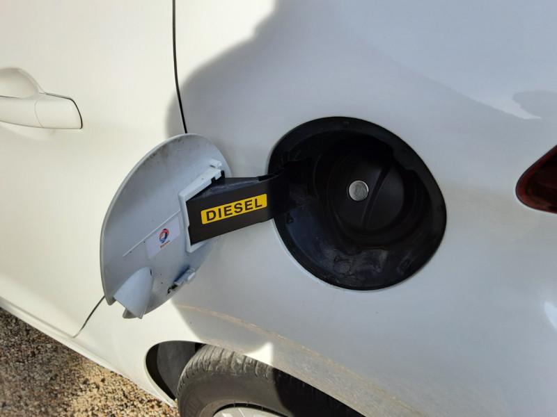 Photo 4 de l'offre de PEUGEOT 208 1.6 BlueHDi 100ch SetS BVM5 Allure Business à 10890€ chez Centrale Auto Marché Mussidan