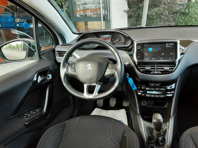 Photo 18 de l'offre de PEUGEOT 208 1.6 BlueHDi 100ch SetS BVM5 Allure Business à 10890€ chez Centrale Auto Marché Mussidan