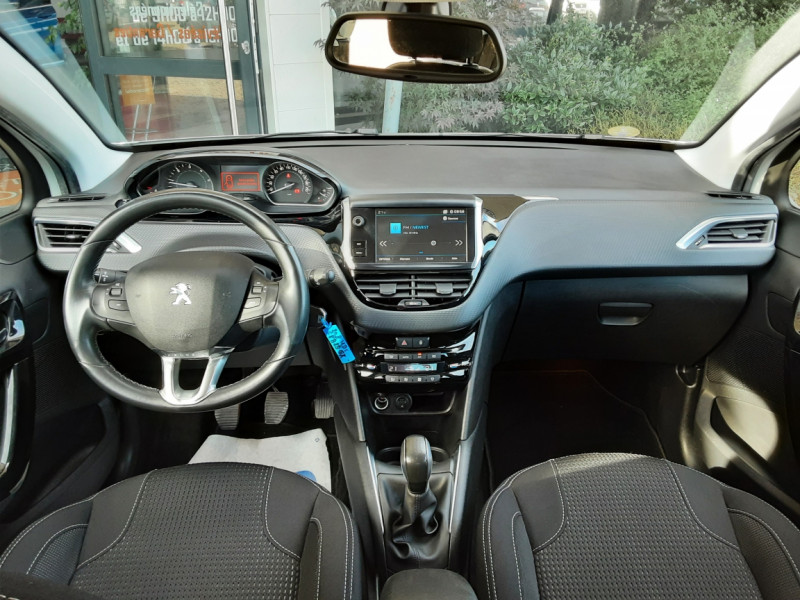 Photo 12 de l'offre de PEUGEOT 208 1.6 BlueHDi 100ch SetS BVM5 Allure Business à 10890€ chez Centrale Auto Marché Mussidan