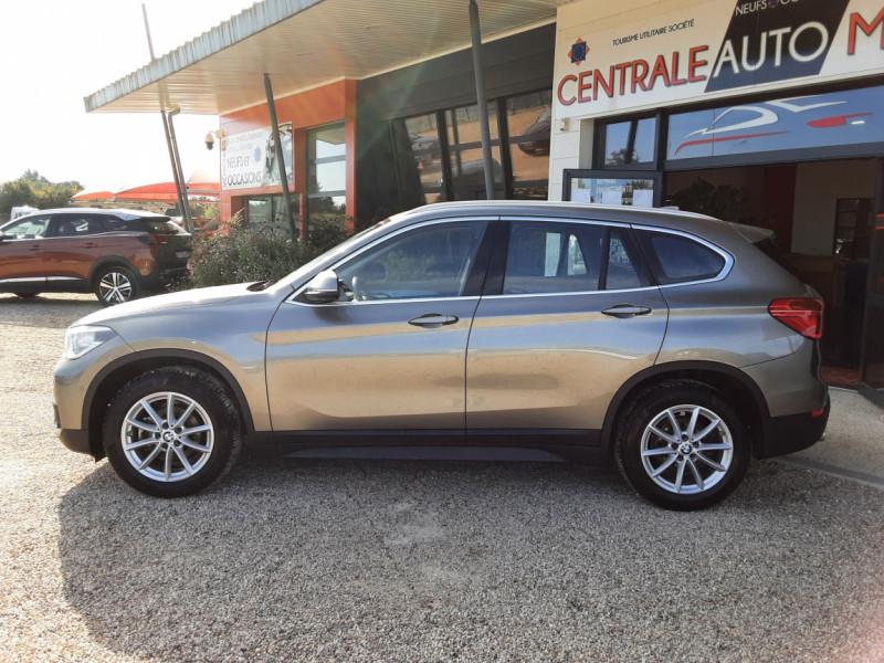 Photo 23 de l'offre de BMW X1 sDrive 16d 116 ch DKG7 Business Design à 25900€ chez Centrale Auto Marché Mussidan