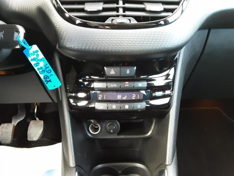 Photo 13 de l'offre de PEUGEOT 208 1.6 BlueHDi 100ch SetS BVM5 Allure Business à 10890€ chez Centrale Auto Marché Mussidan