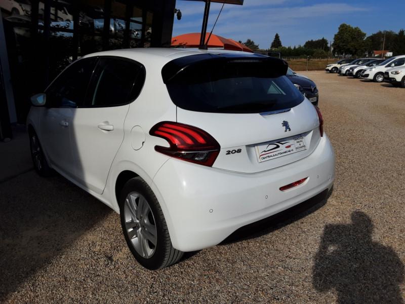 Photo 32 de l'offre de PEUGEOT 208 1.6 BlueHDi 100ch SetS BVM5 Allure Business à 10890€ chez Centrale Auto Marché Mussidan