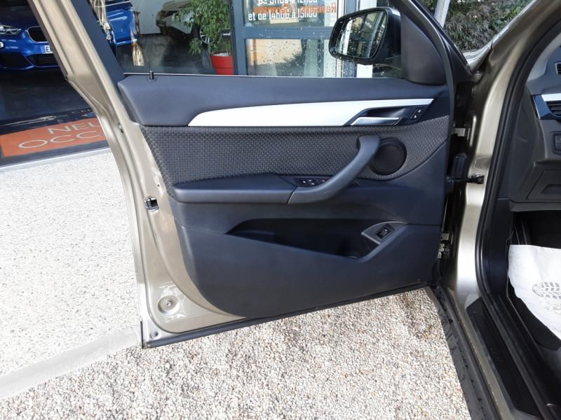 Photo 36 de l'offre de BMW X1 sDrive 16d 116 ch DKG7 Business Design à 25900€ chez Centrale Auto Marché Mussidan