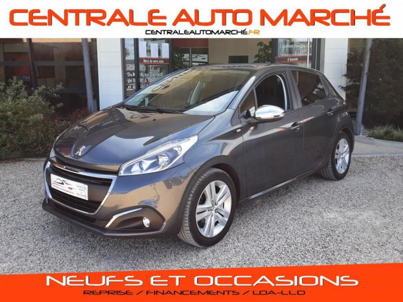 Peugeot 208 1.2 PureTech 82ch BVM5 Style Essence  Occasion à vendre