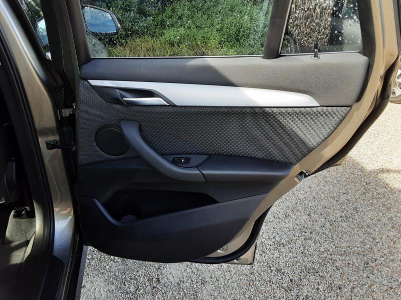 Photo 39 de l'offre de BMW X1 sDrive 16d 116 ch DKG7 Business Design à 25900€ chez Centrale Auto Marché Mussidan