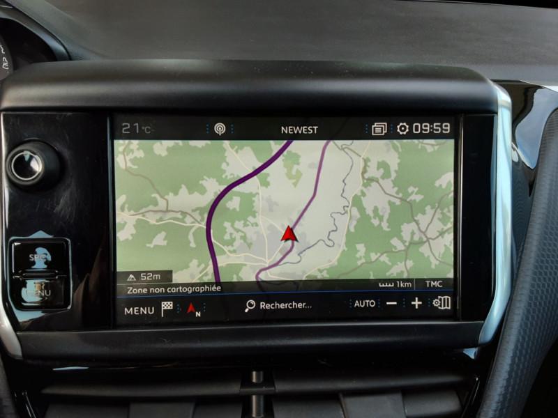 Photo 20 de l'offre de PEUGEOT 208 1.6 BlueHDi 100ch SetS BVM5 Allure Business à 10890€ chez Centrale Auto Marché Mussidan