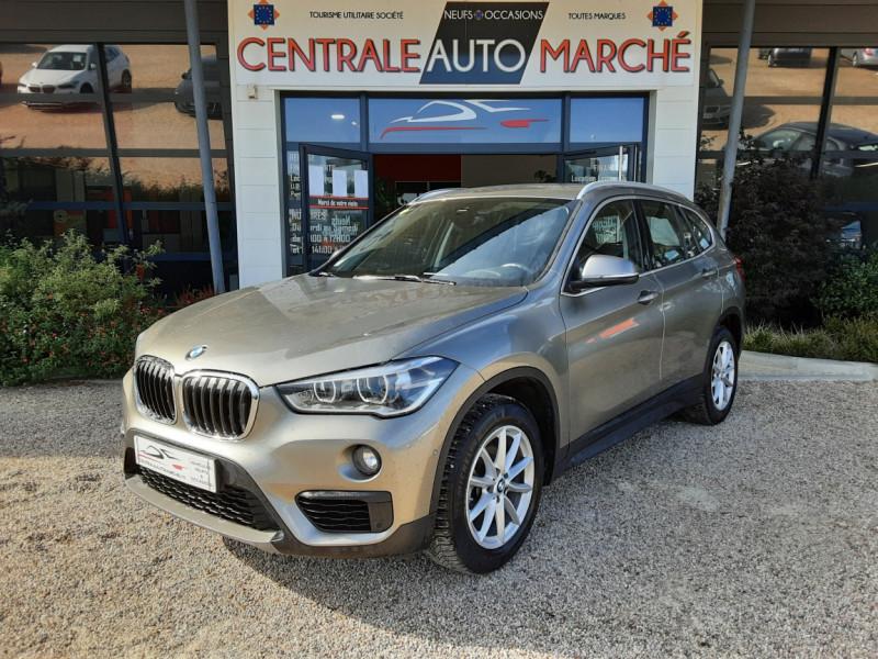 Photo 20 de l'offre de BMW X1 sDrive 16d 116 ch DKG7 Business Design à 25900€ chez Centrale Auto Marché Mussidan