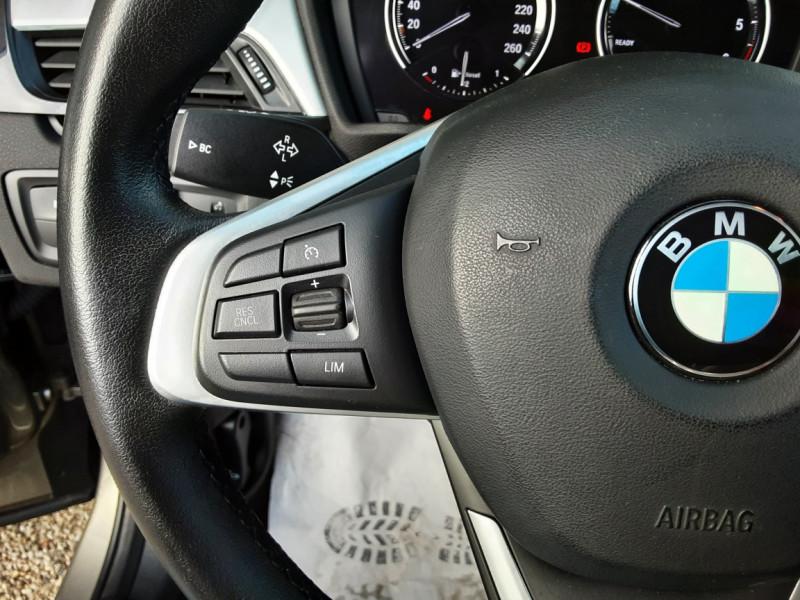 Photo 13 de l'offre de BMW X1 sDrive 16d 116 ch DKG7 Business Design à 25900€ chez Centrale Auto Marché Mussidan