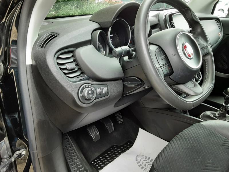 Photo 15 de l'offre de FIAT 500X 1.6 MultiJet 120 ch S-Design à 15490€ chez Centrale Auto Marché Mussidan