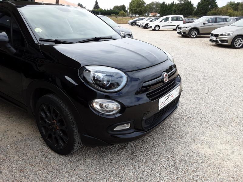Photo 24 de l'offre de FIAT 500X 1.6 MultiJet 120 ch S-Design à 15490€ chez Centrale Auto Marché Mussidan