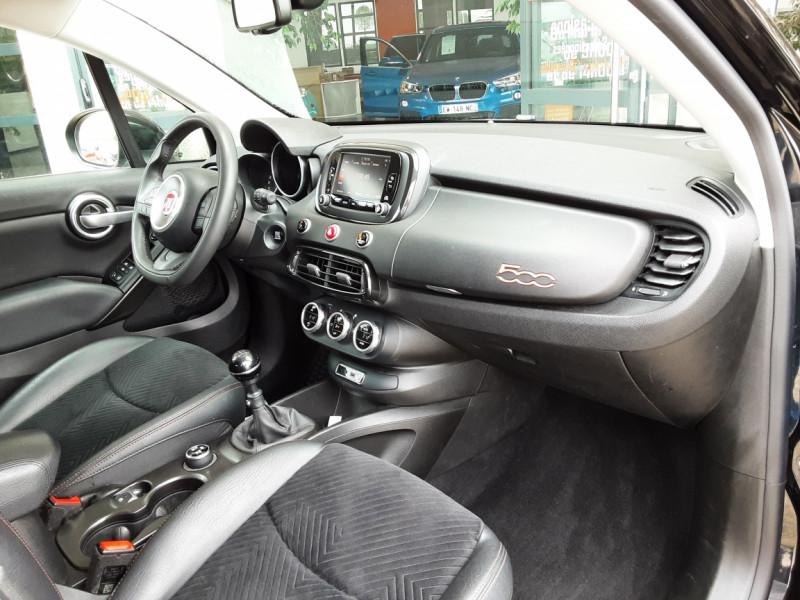 Photo 40 de l'offre de FIAT 500X 1.6 MultiJet 120 ch S-Design à 15490€ chez Centrale Auto Marché Mussidan