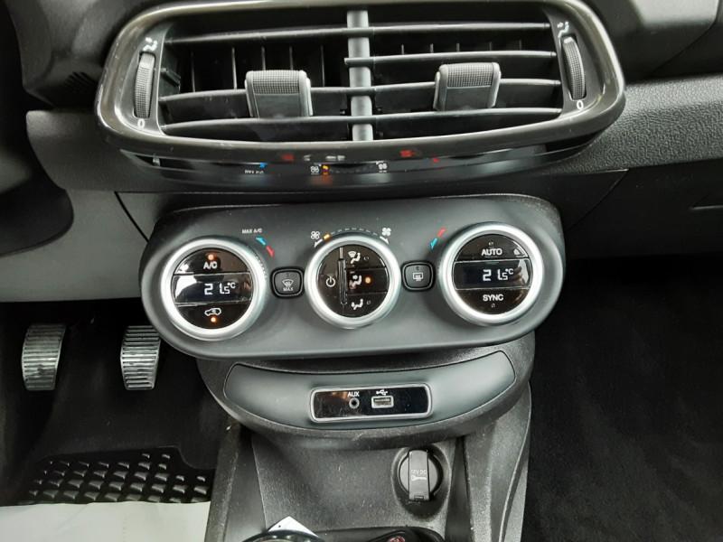 Photo 45 de l'offre de FIAT 500X 1.6 MultiJet 120 ch S-Design à 15490€ chez Centrale Auto Marché Mussidan