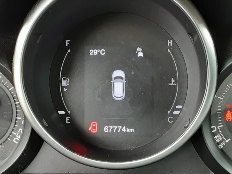 Photo 18 de l'offre de FIAT 500X 1.6 MultiJet 120 ch S-Design à 15490€ chez Centrale Auto Marché Mussidan