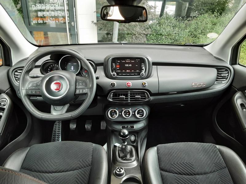 Photo 11 de l'offre de FIAT 500X 1.6 MultiJet 120 ch S-Design à 15490€ chez Centrale Auto Marché Mussidan