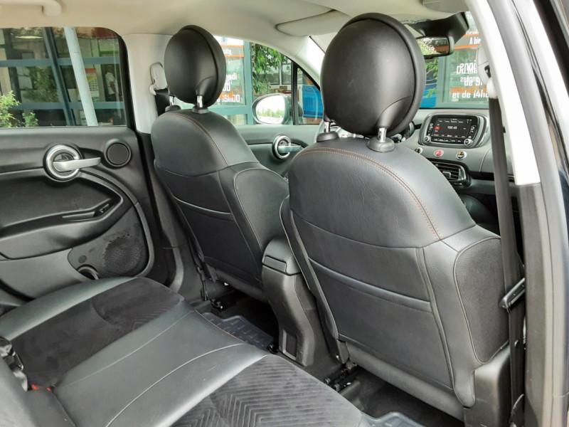 Photo 8 de l'offre de FIAT 500X 1.6 MultiJet 120 ch S-Design à 15490€ chez Centrale Auto Marché Mussidan