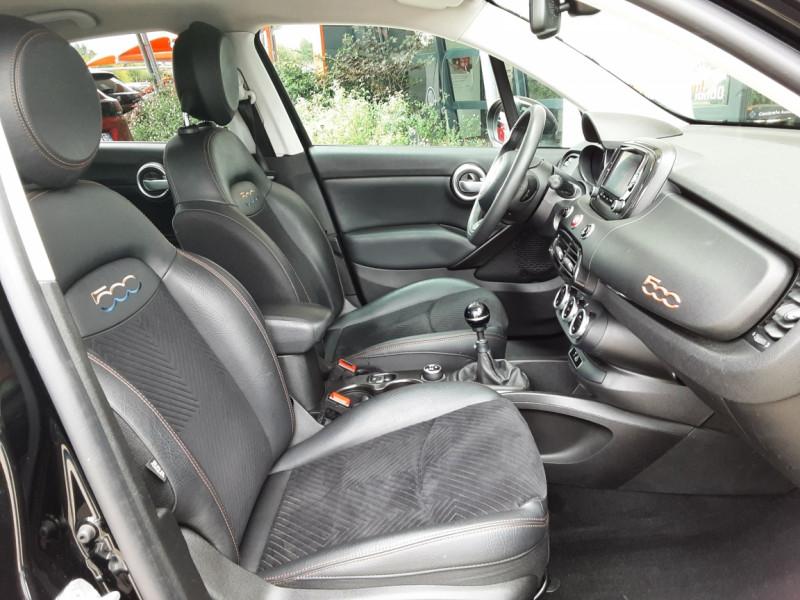 Photo 38 de l'offre de FIAT 500X 1.6 MultiJet 120 ch S-Design à 15490€ chez Centrale Auto Marché Mussidan