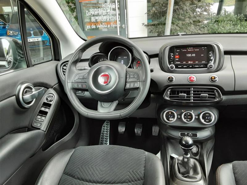 Photo 10 de l'offre de FIAT 500X 1.6 MultiJet 120 ch S-Design à 15490€ chez Centrale Auto Marché Mussidan