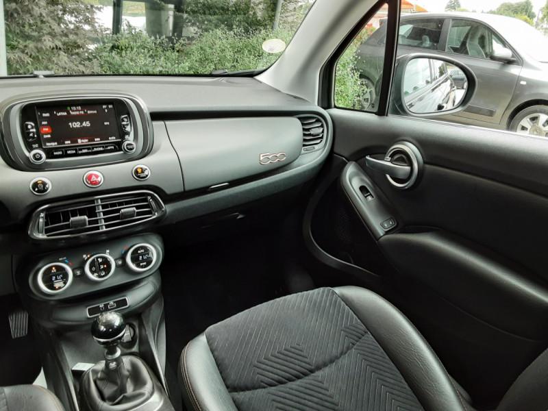 Photo 3 de l'offre de FIAT 500X 1.6 MultiJet 120 ch S-Design à 15490€ chez Centrale Auto Marché Mussidan