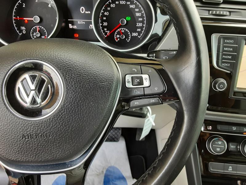 Photo 11 de l'offre de VOLKSWAGEN TOURAN 1.6 TDI 115CH DSG7 Confortline Business 7places à 20490€ chez Centrale Auto Marché Mussidan