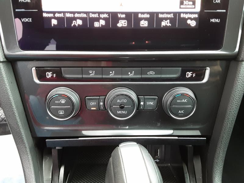 Photo 47 de l'offre de VOLKSWAGEN GOLF 2.0 TDI 150 BMT DSG7 Confortline à 20500€ chez Centrale Auto Marché Mussidan