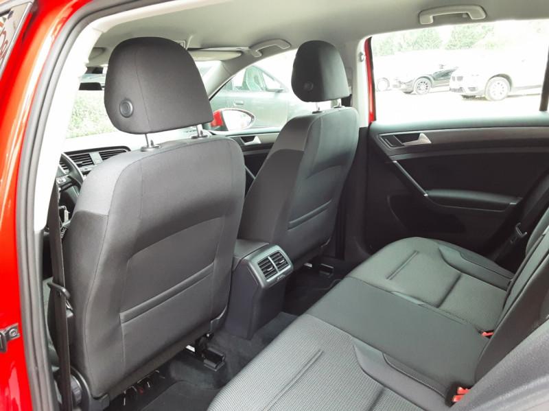 Photo 25 de l'offre de VOLKSWAGEN GOLF 2.0 TDI 150 BMT DSG7 Confortline à 20500€ chez Centrale Auto Marché Mussidan
