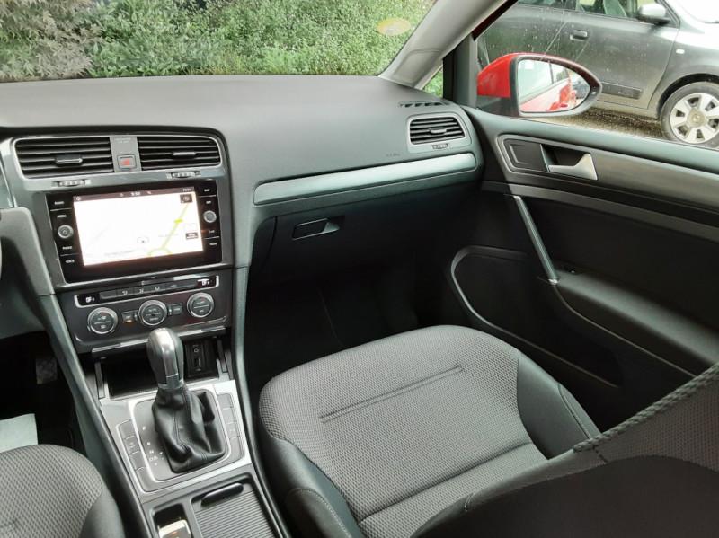 Photo 37 de l'offre de VOLKSWAGEN GOLF 2.0 TDI 150 BMT DSG7 Confortline à 20500€ chez Centrale Auto Marché Mussidan