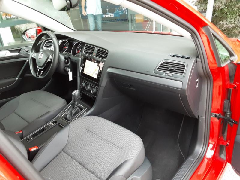 Photo 28 de l'offre de VOLKSWAGEN GOLF 2.0 TDI 150 BMT DSG7 Confortline à 20500€ chez Centrale Auto Marché Mussidan