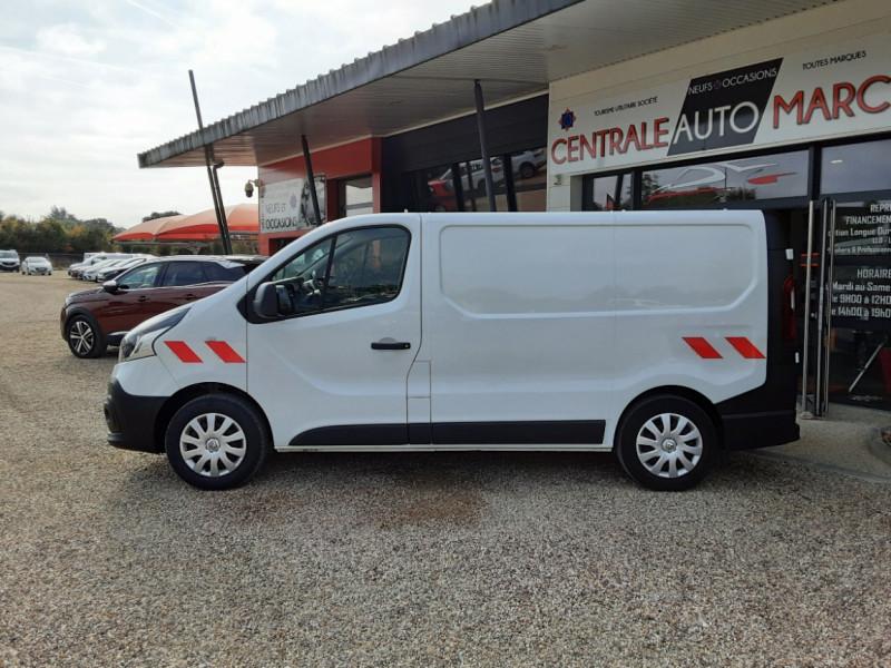 Photo 3 de l'offre de RENAULT TRAFIC CA L1H1 1000 KG DCI 120 E6 GRAND CONFORT  à 16900€ chez Centrale Auto Marché Mussidan