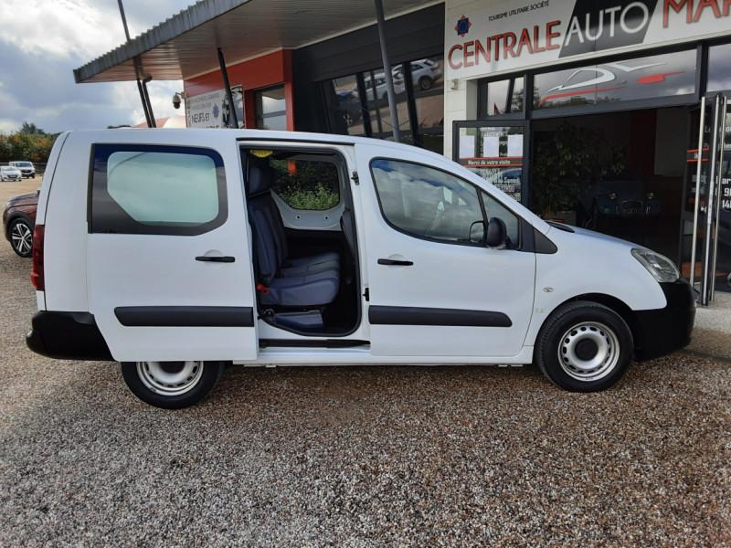 Photo 35 de l'offre de PEUGEOT PARTNER CABINE APPROFONDIE L2 1.6 HDI 90CH BVM5  à 13990€ chez Centrale Auto Marché Mussidan