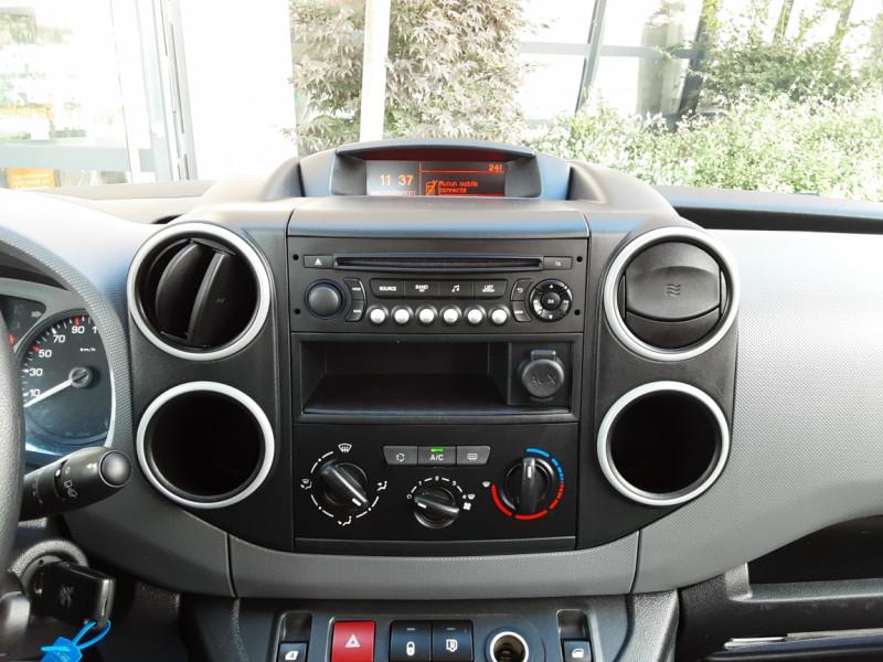 Photo 41 de l'offre de PEUGEOT PARTNER CABINE APPROFONDIE L2 1.6 HDI 90CH BVM5  à 13990€ chez Centrale Auto Marché Mussidan
