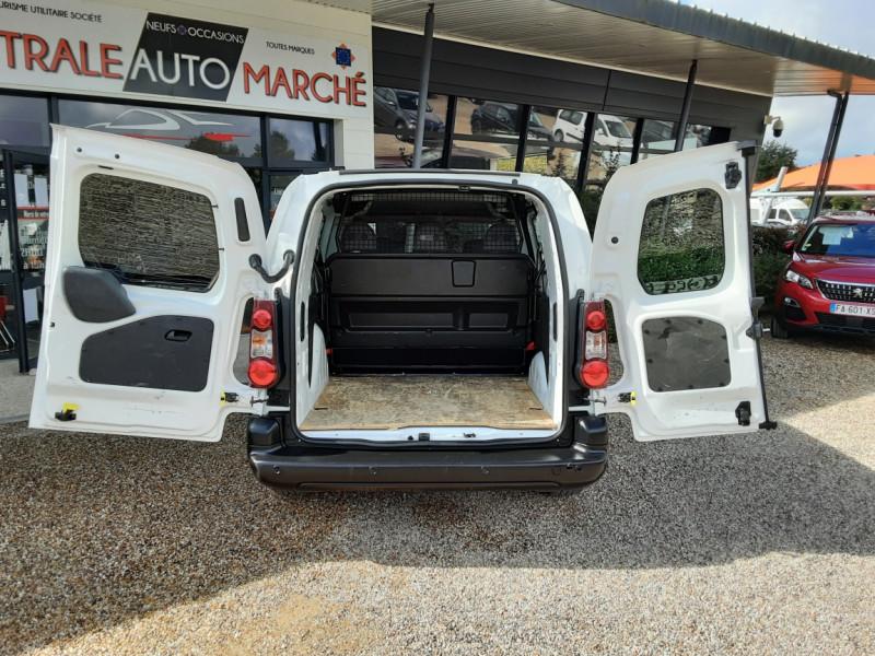 Photo 39 de l'offre de PEUGEOT PARTNER CABINE APPROFONDIE L2 1.6 HDI 90CH BVM5  à 13990€ chez Centrale Auto Marché Mussidan