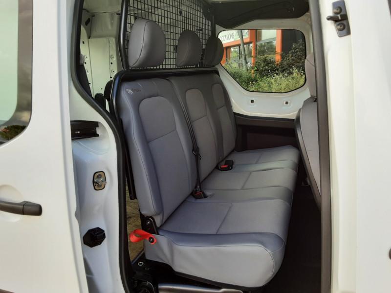 Photo 3 de l'offre de PEUGEOT PARTNER CABINE APPROFONDIE L2 1.6 HDI 90CH BVM5  à 13990€ chez Centrale Auto Marché Mussidan