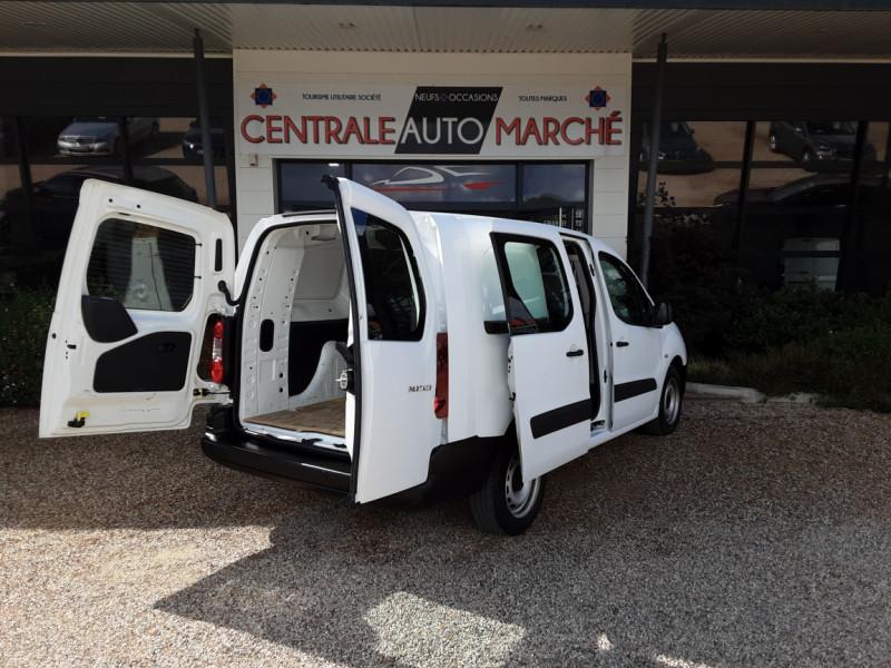 Photo 34 de l'offre de PEUGEOT PARTNER CABINE APPROFONDIE L2 1.6 HDI 90CH BVM5  à 13990€ chez Centrale Auto Marché Mussidan