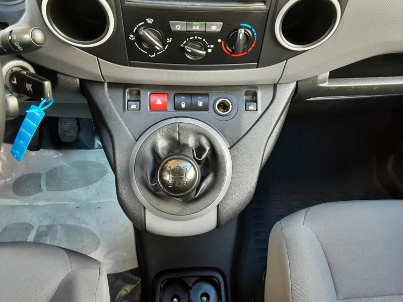 Photo 48 de l'offre de PEUGEOT PARTNER CABINE APPROFONDIE L2 1.6 HDI 90CH BVM5  à 13990€ chez Centrale Auto Marché Mussidan