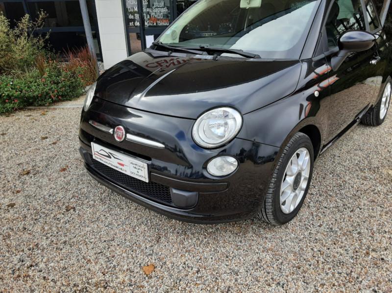 Photo 4 de l'offre de FIAT 500 1.3 Multijet 75 ch DPF Pop à 4900€ chez Centrale Auto Marché Mussidan