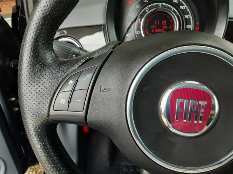 Photo 39 de l'offre de FIAT 500 1.3 Multijet 75 ch DPF Pop à 4900€ chez Centrale Auto Marché Mussidan