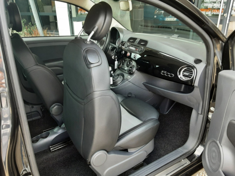 Photo 30 de l'offre de FIAT 500 1.3 Multijet 75 ch DPF Pop à 4900€ chez Centrale Auto Marché Mussidan