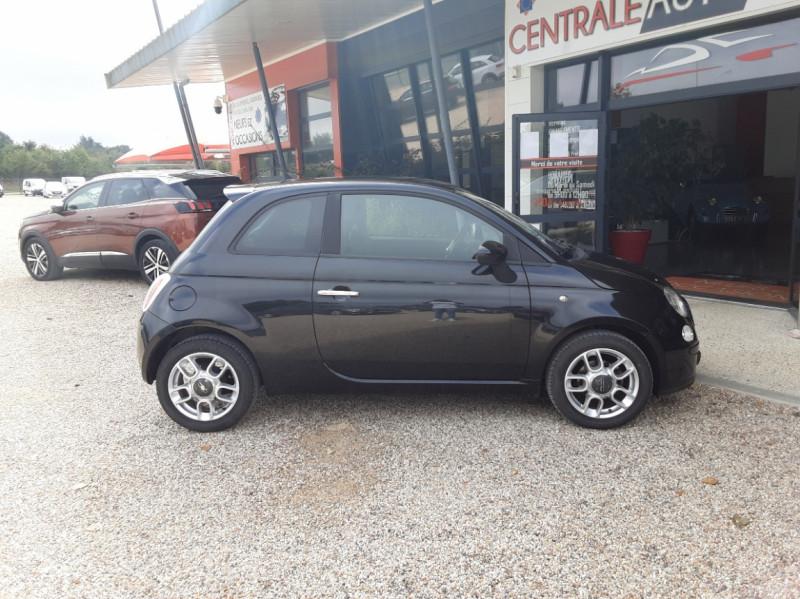 Photo 14 de l'offre de FIAT 500 1.3 Multijet 75 ch DPF Pop à 4900€ chez Centrale Auto Marché Mussidan