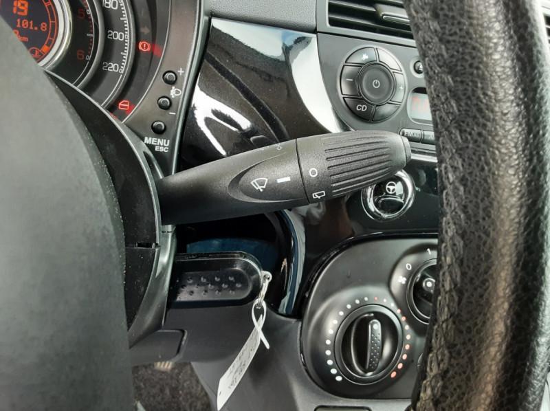 Photo 38 de l'offre de FIAT 500 1.3 Multijet 75 ch DPF Pop à 4900€ chez Centrale Auto Marché Mussidan