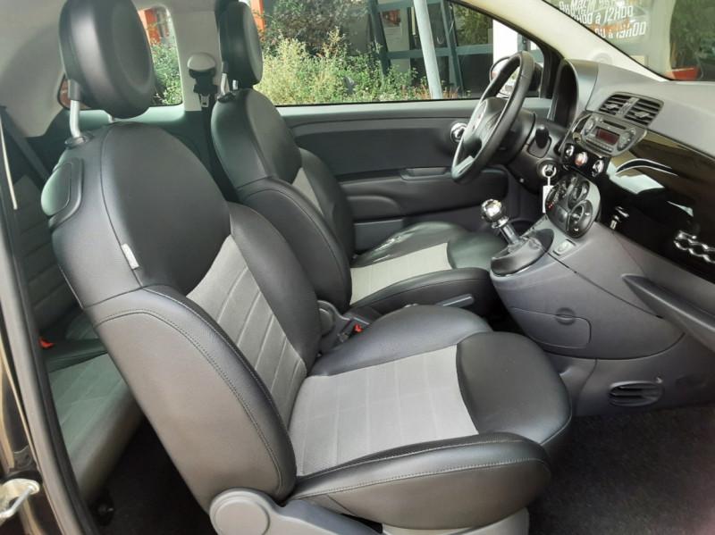 Photo 25 de l'offre de FIAT 500 1.3 Multijet 75 ch DPF Pop à 4900€ chez Centrale Auto Marché Mussidan