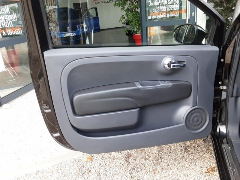 Photo 19 de l'offre de FIAT 500 1.3 Multijet 75 ch DPF Pop à 4900€ chez Centrale Auto Marché Mussidan