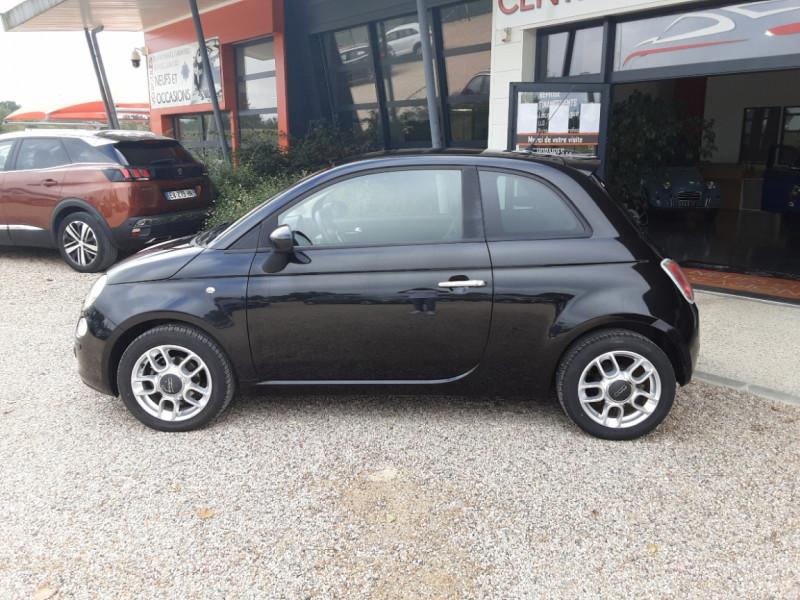 Photo 3 de l'offre de FIAT 500 1.3 Multijet 75 ch DPF Pop à 4900€ chez Centrale Auto Marché Mussidan