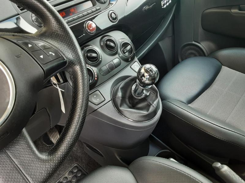 Photo 40 de l'offre de FIAT 500 1.3 Multijet 75 ch DPF Pop à 4900€ chez Centrale Auto Marché Mussidan