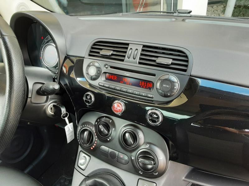 Photo 47 de l'offre de FIAT 500 1.3 Multijet 75 ch DPF Pop à 4900€ chez Centrale Auto Marché Mussidan