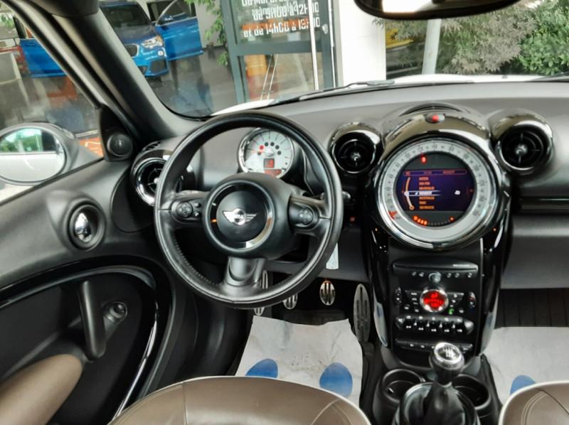 Photo 33 de l'offre de MINI COUNTRYMAN Mini Countryman 184 ch ALL4 Cooper S Pack Red Hot  à 13990€ chez Centrale Auto Marché Mussidan