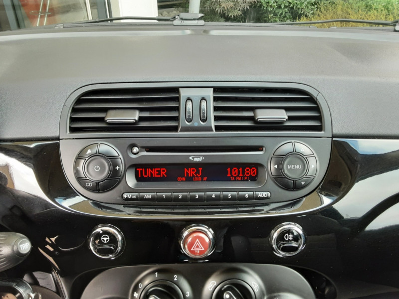 Photo 42 de l'offre de FIAT 500 1.3 Multijet 75 ch DPF Pop à 4900€ chez Centrale Auto Marché Mussidan