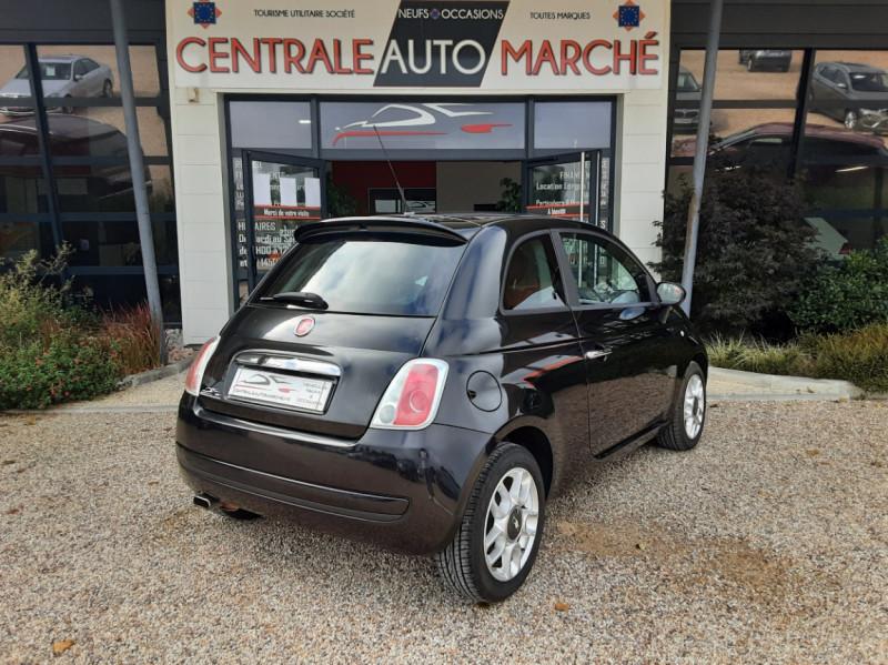 Photo 10 de l'offre de FIAT 500 1.3 Multijet 75 ch DPF Pop à 4900€ chez Centrale Auto Marché Mussidan