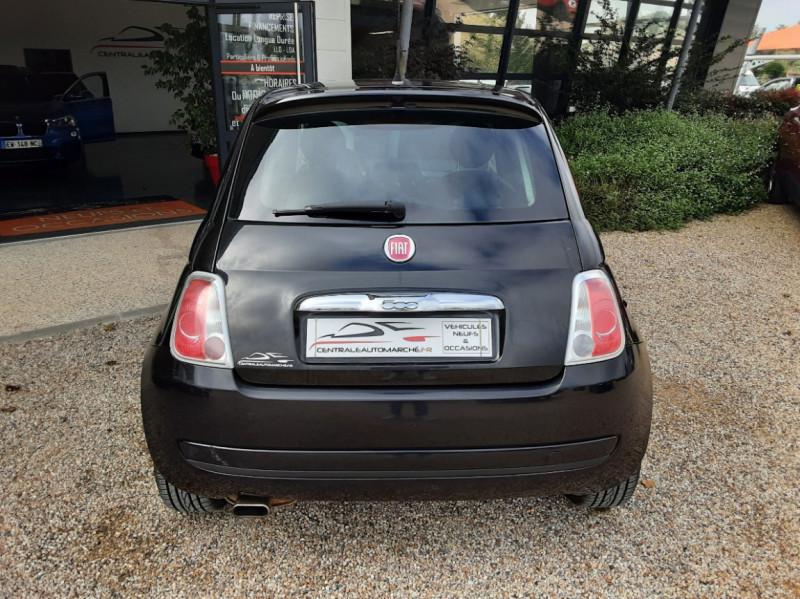 Photo 15 de l'offre de FIAT 500 1.3 Multijet 75 ch DPF Pop à 4900€ chez Centrale Auto Marché Mussidan